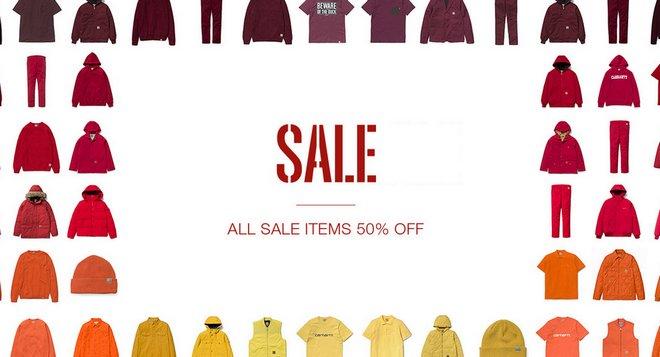 Carhartt Sale