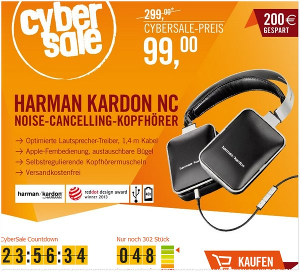 Harman Kardon NC bei Cyberport