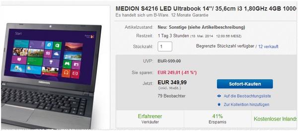 Medion S4216 (MD 99080)