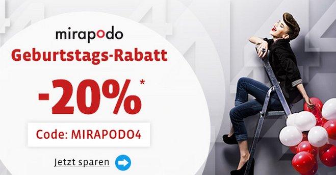 Mirapodo Sale