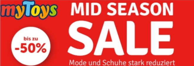 myToys Mid Season Sale 2015