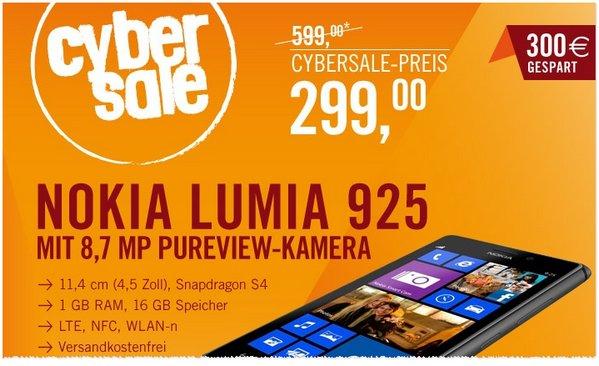 Nokia Lumia 925 kaufen
