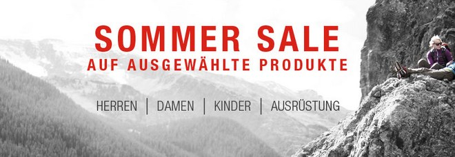 The North Face Sommer Sale
