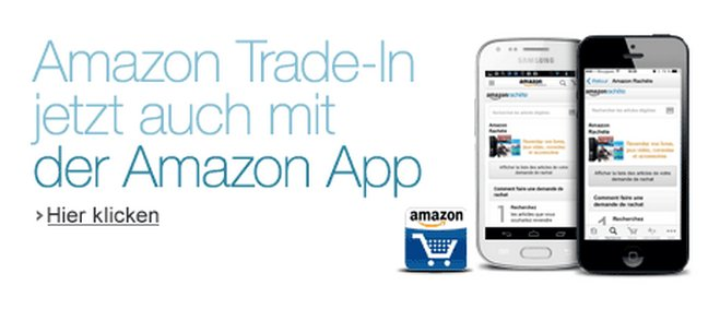 Amazon Trade-In-Programm