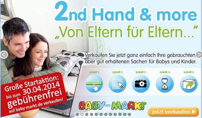 Baby-Markt Second-Hand