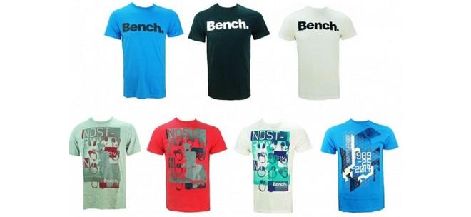 Bench T-Shirts im Angebot