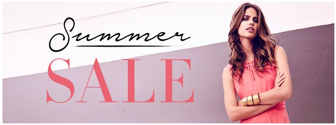 comma Summer Sale