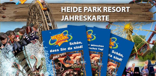 Heidepark Jahreskarte