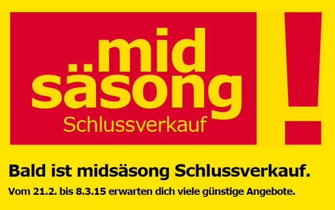 IKEA Mid Säsong Schlussverkauf