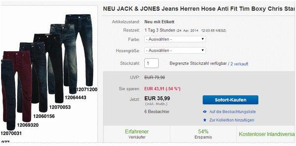 Jack & Jones Jeans kaufen