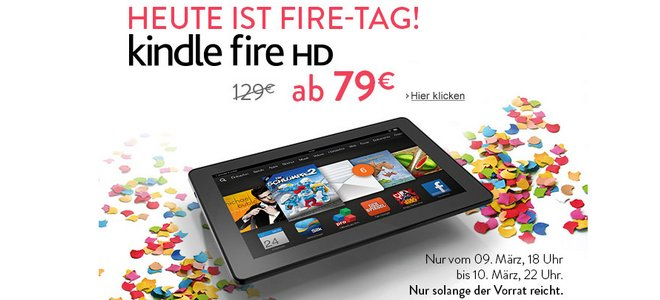 Amazon Kindle Fire Tag