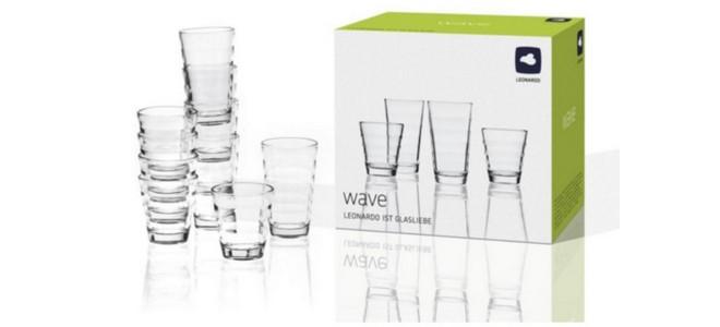 Leonardo Gläser Set Wave