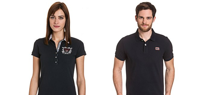 Napapijri Polo-Shirts