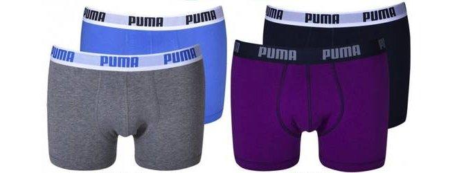 Puma-Boxershorts Herren