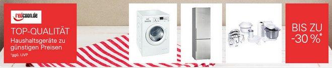 Redcoon Haushaltsgeräte Sonderverkauf