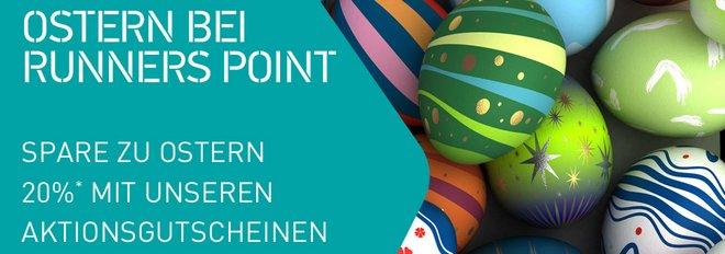 Runnerspoint Sale zu Ostern