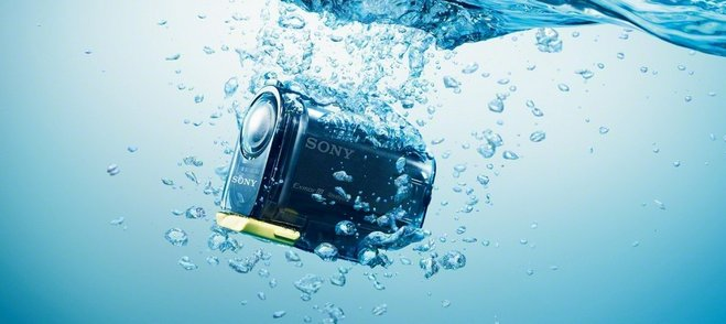 Action-Cam Sony HDR-AS15