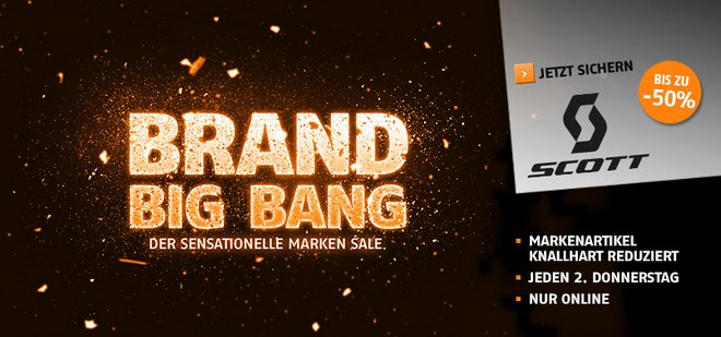 SportScheck Marken Sale