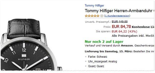Tommy Hilfiger Casual Sport XL