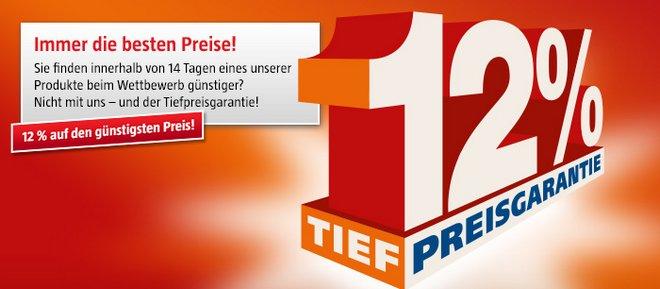 Weber Grill billiger durch Bauhaus Tiefpreisgarantie