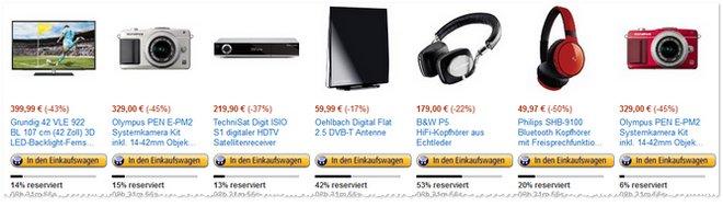 Amazon Aktion Mai