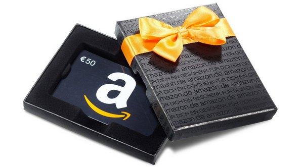 Aktionsgutschein Amazon