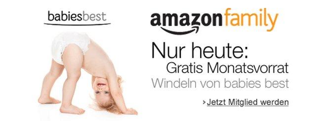 Babiesbest Windeln gratis