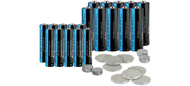 Batterie-Set günstig