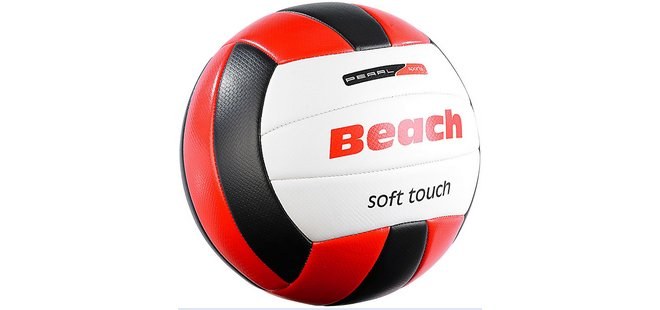 beachvolleyball g nstig kaufen im pearl outlet f r 6 90. Black Bedroom Furniture Sets. Home Design Ideas