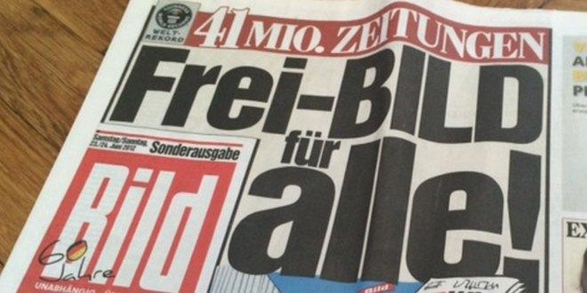 BILD Zeitung kostenlos