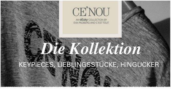 CE'NOU eBay Padberg Kollektion