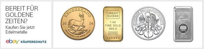 Goldpreis bei eBay