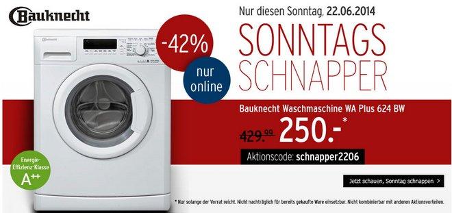 Karstadt Sonntagsschnapper 22.6.2014