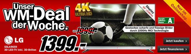 LG 55LA9659 Werbung