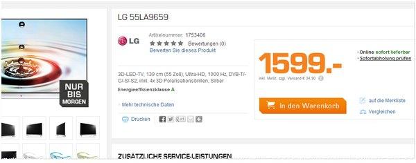 LG 55LA9659