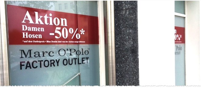 Marc O'Polo Outlet Berlin Kaiserdamm