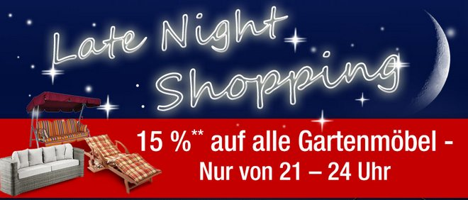 Plus.de Late Night Shopping