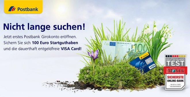Postbank-HappyHour-Aktion