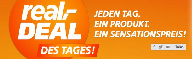 Real Deal des Tages Werbung