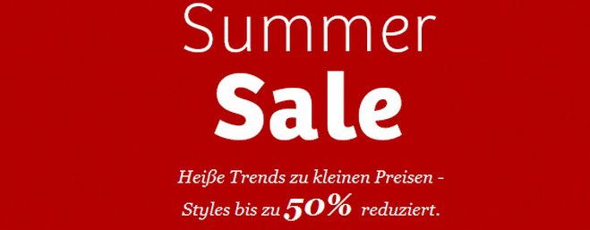 Sheego Summer Sale