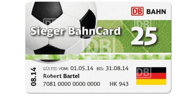 Sieger-BahnCard