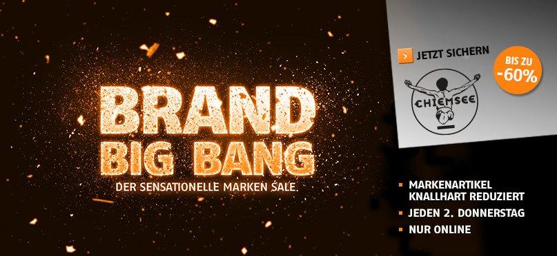 SportScheck Marken-Sale Chiemsee