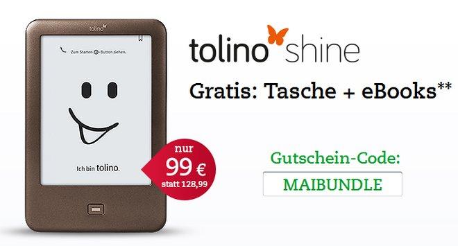 Tolino Shine Gratis-Artikel