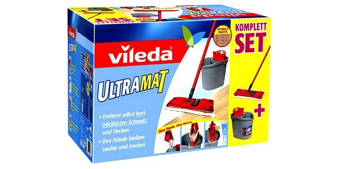 Vileda Ultramat Komplett-Set