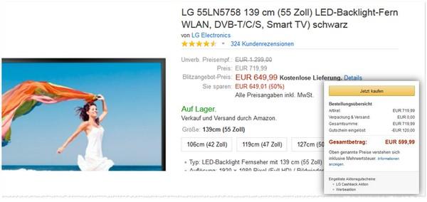 LG 55LN5758