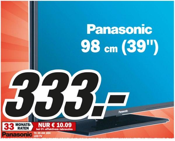 Panasonic TX-39AW304 bei Media Markt