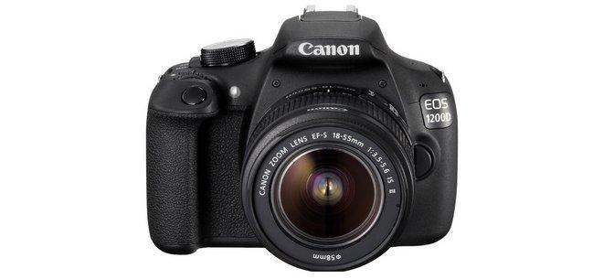Canon EOS 1200D günstiger
