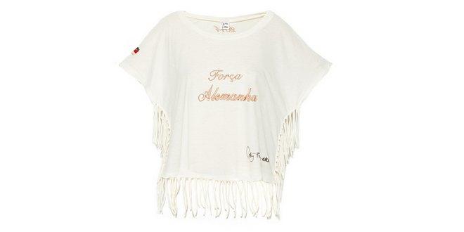 Cathy Fischer WM-Shirt bei eBay