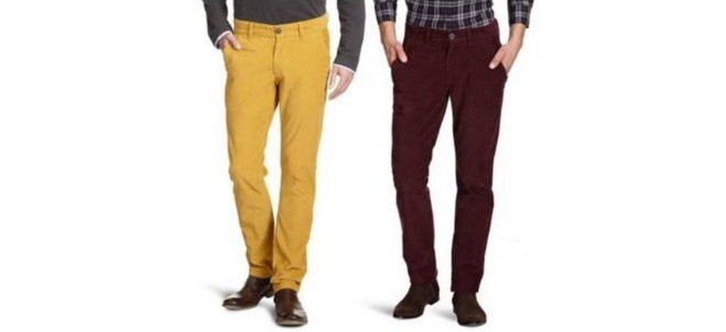 Jack & Jones Cordhose