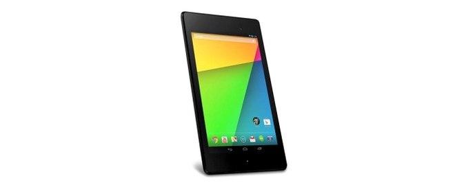 Nexus 7 (2013) generalüberholt im Asus Outlet